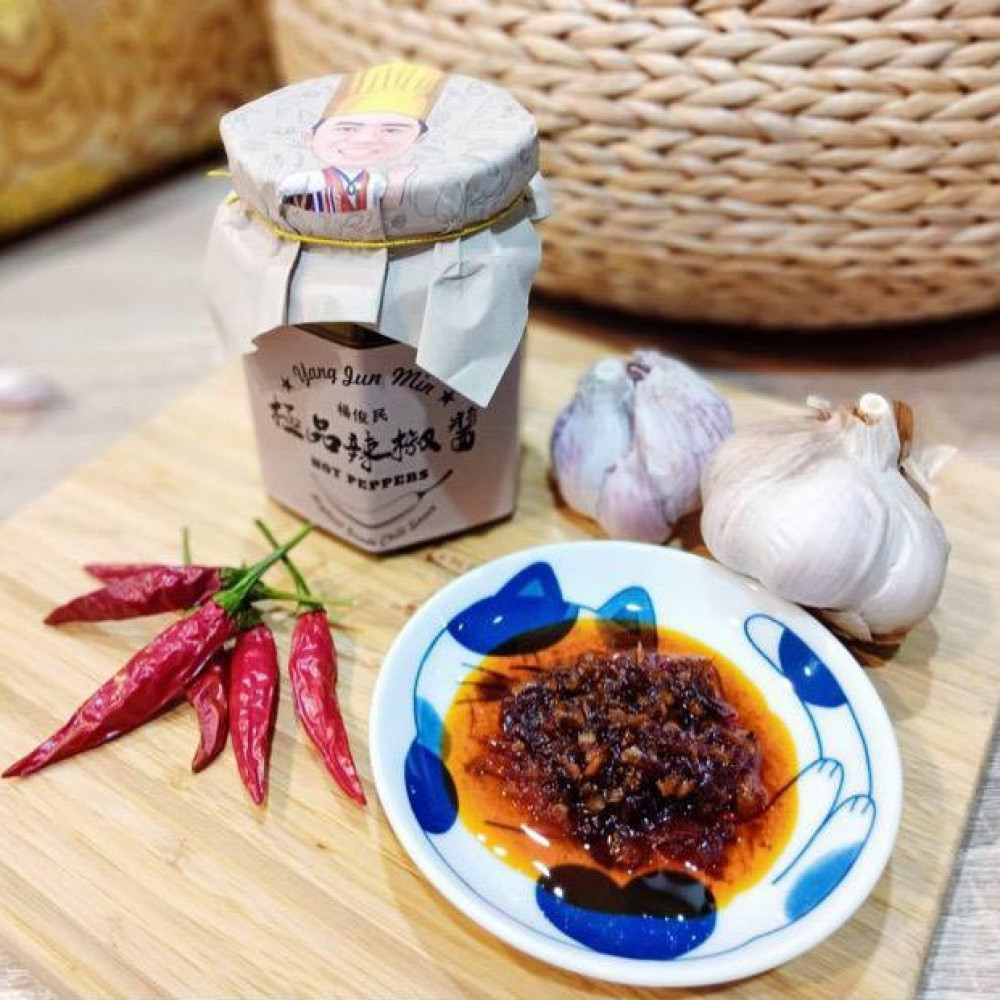 楊俊民極品辣椒醬